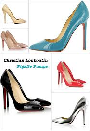 tuesday thrills christian louboutin pigalle pumps fashion