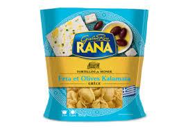 sede rana feta et olives kalamata p磚tes farcies tortellini du monde