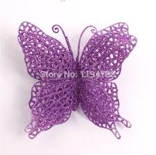 59 best purple butterfly decorations images on