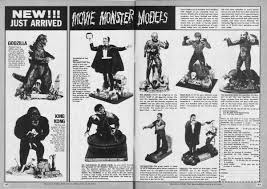 how to make a monster aurora monster kits
