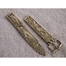 romano celtic buckle viking celtic brass belt buckle with belt