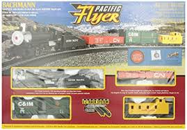 bachmann trains pacific flyer ready to run ho scale