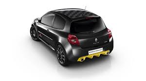 renault red renault clio rs red bull racing rb7 announced