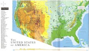 City Of Phoenix Map by The Secret Geography Of The Dc Universe A Really Big Map