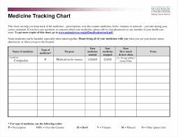 daily medication schedule template exltemplates