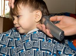 4yrs old little boy haircuts my toddler gets hysterical when he has his hair cut what can i do