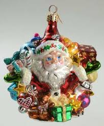 christopher radko ornament of the month at replacements ltd