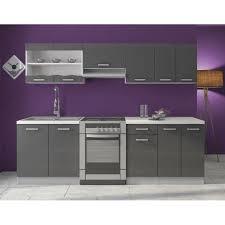 electromenager cuisine cuisine gris 2m40 avec electromenager achat vente cuisine