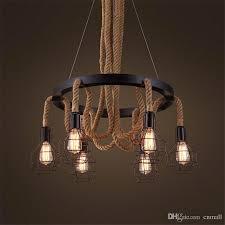 Retro Pendant Lighting American Lighting Led Rope Light And Discount Retro Pendant Lights