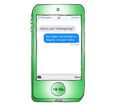 thanksgiving text messages stock up on thanksgiving text responses now so you can eat your