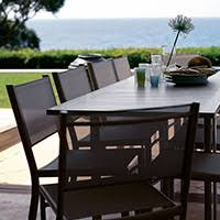 Outdoor Modern Patio Furniture Modern Outdoor Dining Table Visionexchange Co