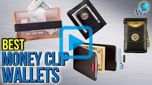 Money Clip Wallet Id Window Top 10 Money Clip Wallets Of 2017 Video Review