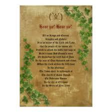 Diy Scroll Invitations Medieval Invitations U0026 Announcements Zazzle