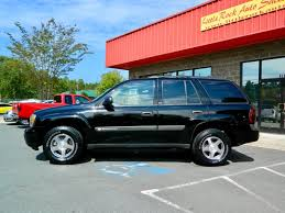 2004 chevrolet trailblazer ls city nc little rock auto sales inc