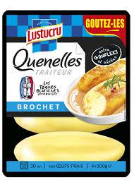 cuisiner quenelles quenelles sauces lustucru sélection découvrez les quenelles
