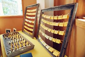 place card ideas dialog ornate shiny gold skeleton key