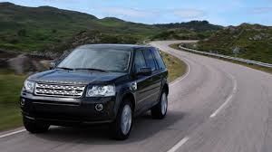 land rover freelander off road new freelander gets lots fancier top gear