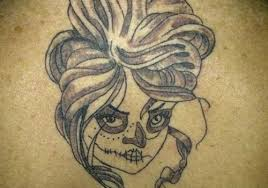 26 different girly skull tattoos creativefan