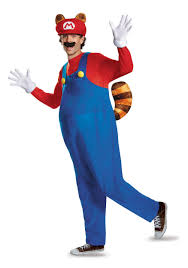 Girls Raccoon Halloween Costume Mario Luigi Halloween Costumes Halloweencostumes