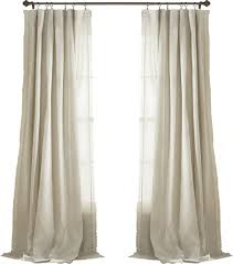 Sheer Pinch Pleat Curtains Arraignee Solid Semi Sheer Pinch Pleat Curtain Panels Reviews