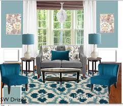 Ikea Teal Rug Teal And Gray Or Grey Which Is Correct Living Room With Awesome