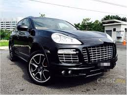 porsche cayenne 2006 turbo porsche cayenne 2006 turbo s 4 5 in selangor automatic suv black