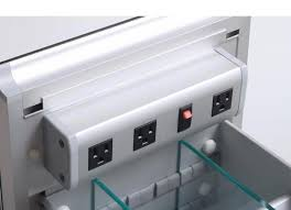Bathroom Electrical Outlet Bathroom Cabinets With Electrical Outlets Www Islandbjj Us