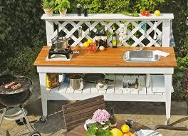 sommerküche selber bauen mobile gartenküche bauen selber bauen mobiles und outdoor küche
