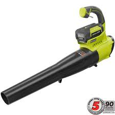 home depot door busters 2017 black friday ryobi 155 mph 300 cfm 40 volt lithium ion cordless jet fan blower