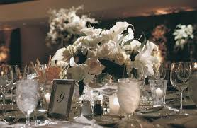 silver frames for wedding table numbers timeless wedding at skirball cultural center in los angeles inside