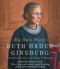 my own words ruth bader ginsburg linda lavin mary hartnett