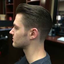 tag pompadour haircut for short hair top men haircuts