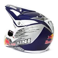 red bull motocross helmets red bull kini capacete mx luz composto de competição ebay