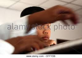 Blind Boy Plays Piano A Blind Boy With A Piano Stock Photo Royalty Free Image 48430834