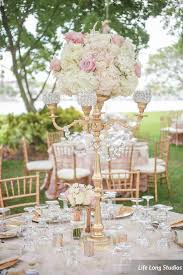 cheap candelabra centerpieces and casey a blush and baroque wedding winsor event studio