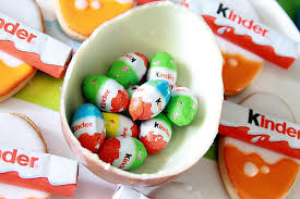 egg kinder kara s party ideas kinder egg inspired easter party