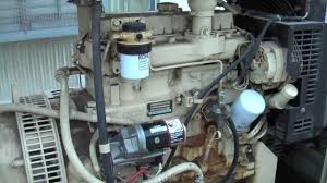 generator starter solenoid replacement and load test youtube