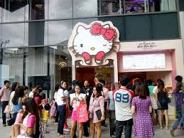 hello kitty house bangkok thailand world for travel hello kitty house in bangkok