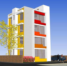 HomePlansIndia House Plans Home Plans Small House Plan - Apartment building design plans