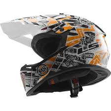 motocross helmets youth youth motocross helmets v creo kids helmet white yellow stmx fly