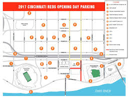 Map Of Cincinnati Map Traffic Info For Annual Findlay Market Opening Day Parade