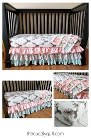 Woodland Animals Crib Bedding Nursery Beddings Forest Animal Bedding Together With Woodland