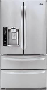 best buy black friday gladiator refrigerator deals 2017 lg lmxs27626s 36 inch 4 door french door refrigerator with slim