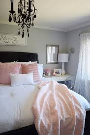 Pink And White Bedrooms - dusky pink and grey bedroom ideas savae org