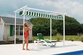 Pergola Awning Retractable by Pergola Design Ideas Retractable Pergola Shades Canopy Morris