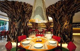here now 16 spiffy and ultra daring hotel restaurants curbed