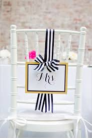 Bride And Groom Chair 30 Awesome Wedding Sign Decor Ideas For Bride U0026 Groom Chairs