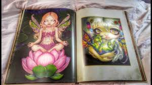 Beautiful Fairies by Strangeling Inside The Art Of Jasmine Becket Griffith