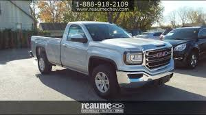 gmc lasalle reaumechev new 2018 gmc sierra 1500 sle 2wd 18 0261 youtube