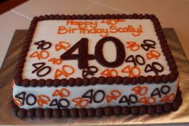 40th birthday cakes for men birthday cake cake ideas by prayface net